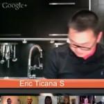 Démo de sushis et makis, par Eric Ticana